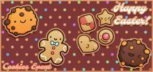 Cookies Event - Happy Easter!
